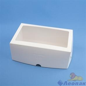 Короб картонный под 6 капкейков 250*170*100 мм (100шт/кор)
