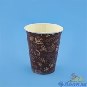 Стакан бумажный  ГН 175/180мл ЧАЙ/КОФЕ (50/2500)