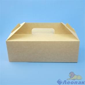 Упаковка ECO BOX WITH HANDLE (200шт./кор.)