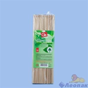 Шампур деревянный  GRIFON  25см  (100шт/1уп/80уп.) 400-105/1