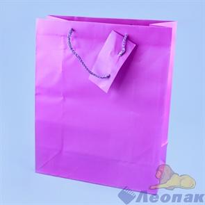 А1411 Пакет бумажный матовый 26*32*12  (20/360) 6диз