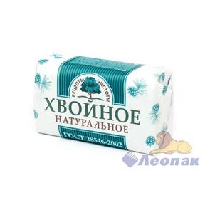 Мыло туалетное  180гр  Хвойное  (72шт) /Новгород