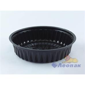 Емкость СпК-132-250мл 132*31мм черная (500) / ПолиЭр