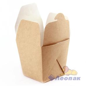 Упаковка ECO NOODLES 560 гр (420шт/1кор) упаковка для лапши склеенная 90*90  h100