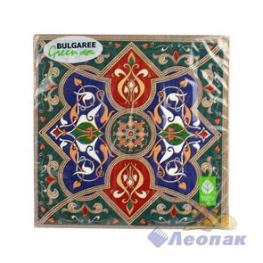 Салфетка  Татарский орнамент  (20шт/15уп) 33х33см  3х-слойная /Булгари