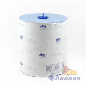 Полотенца бумажные в рулонах TORK Matic  2-сл, синиие, 600л/рул   290068