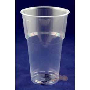 Стакан 500мл прозрачный Премиум Класс (50/1000) Упакс-Юнити