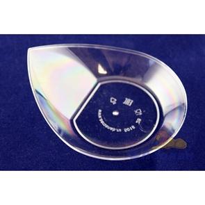 Чашка  Смарт  85мм-25мл PS прозрачная (50шт/1уп/10уп) /Покровский полимер 5016