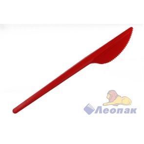 Нож КРАСНЫЙ Премиум (100/4000) /ИнтроПластик