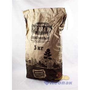 Уголь березовый (3кг)  А  450/300/110