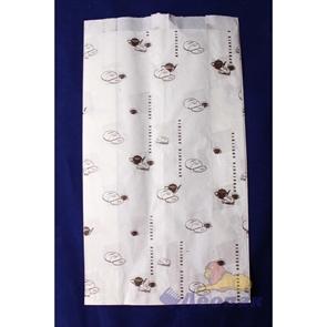 Пакет бумажный 360х200х90мм с печатью (100шт/уп)