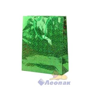G1081 Пакет голография 26х32х10 (20шт/18уп) 6микс