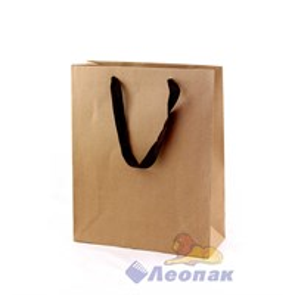Пакет бумажный Крафт 26*32*12 (20шт)  L141
