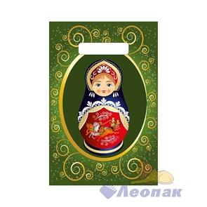 П-выр.ручка 20х30-30мкм  Матрешка  (100/3000) ТИКО