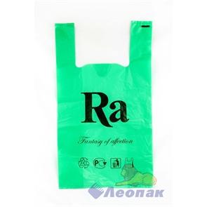 П-майка 30х53-20мкм зеленый  RA  (100/1000) /СОЮЗ