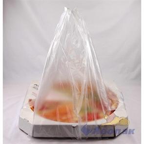 П-майка ПНД 420+300х700-14мкм (50/1000) для коробок пиццы СП