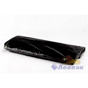 Мешок мусорный 120л (20шт/20уп) черный, ПВД , пласты,  ТАГАНСКИЙ / УФА