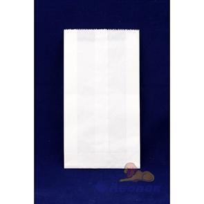 Пакет бумажный VB 250*170*70  (100/1400шт) Б/П белый