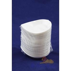Чашка  Смарт  85мм-25мл PS белая (50шт/1уп/10уп) /Покровский полимер 5016