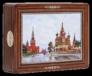 Набор конфет  Городничев  220 гр.  Кремль  (12 шт.) г.Москва