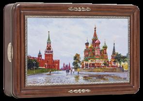 Набор конфет  Городничев  610 гр.  Кремль  (6 шт.) г.Москва