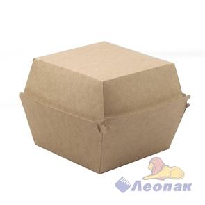 Упаковка ECO BURGER XL (150шт/1кор)  д/бургеров 112/130-110