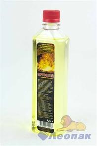 Жидкость для розжига Прометей с дозатором ,500 мл.(18шт)
