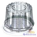 Емкость УК-278Н (420шт.) белая, внешний d=191мм., внутренний d=165мм. - фото 15533